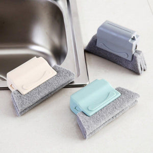 1pcs  Multi-function slot window brush cabinet drawer hollow corner dust removal cleaning brush kichen accessories tool