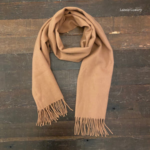 CHANEL Cashmere Scarf - Labels Luxury
