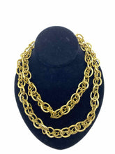 Load image into Gallery viewer, Brass Necklace - Labels Luxury