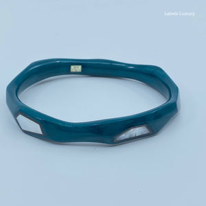 IPPOLITA Resin Teal Bracelet - Labels Luxury