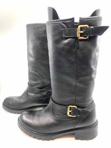 FENDI Leather Boots | 9.5 - Labels Luxury