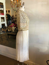 Load image into Gallery viewer, MARY MCFADDEN Vintage Beaded Gown | 4 - Labels Luxury