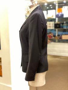 DOLCE & GABBANA Black Blazer | 8 - Labels Luxury