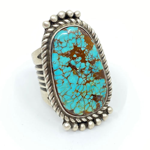 NAVAJO Turquoise Ring - Labels Luxury