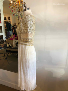 MARY MCFADDEN Vintage Beaded Gown | 4 - Labels Luxury