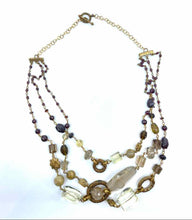 Load image into Gallery viewer, STEPHEN DWECK Beige Necklace - Labels Luxury