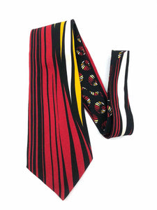 VERSACE Abstract Tie - Labels Luxury