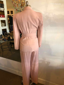 DONNA KARAN Blush Pant Suit | 2 - Labels Luxury