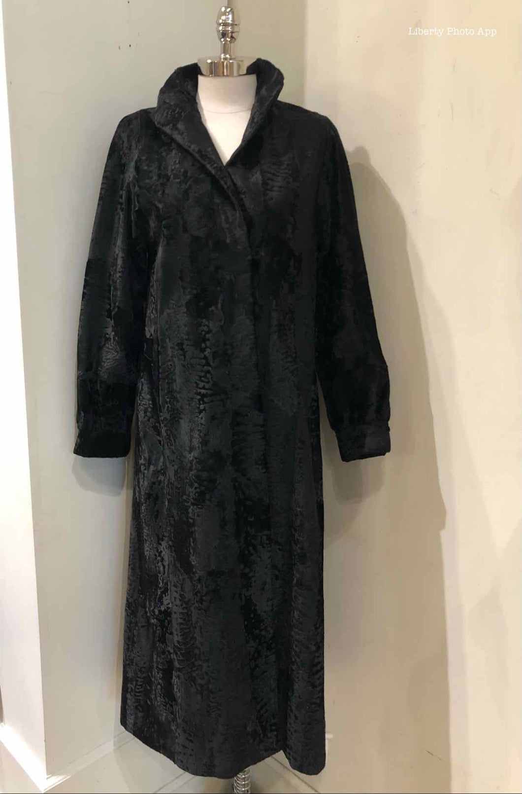 FENDI Swakara Coat