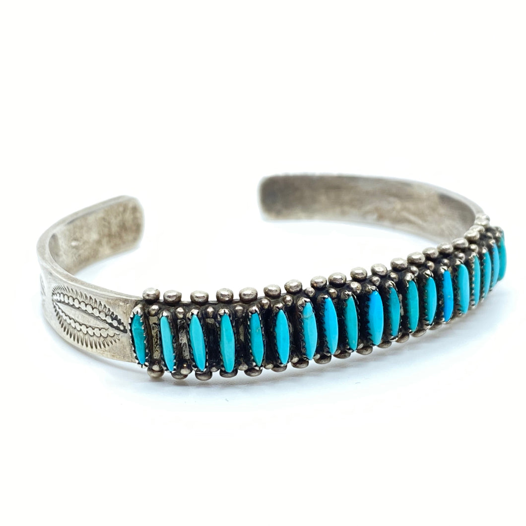 ZUNI Turquoise Bracelet - Labels Luxury