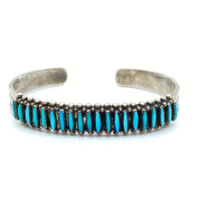 Load image into Gallery viewer, ZUNI Turquoise Bracelet - Labels Luxury