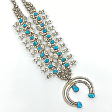 Load image into Gallery viewer, Singer Turquoise Necklace - Labels Luxury