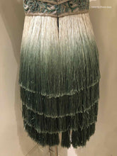 Load image into Gallery viewer, MARCHESA Sage Silk Ombre Dress | 2 - Labels Luxury
