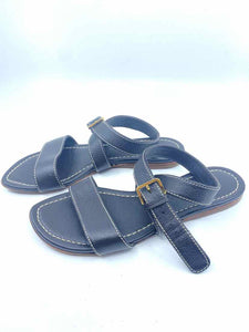 LORO PIANA Dark Brown Sandals | 7 - Labels Luxury