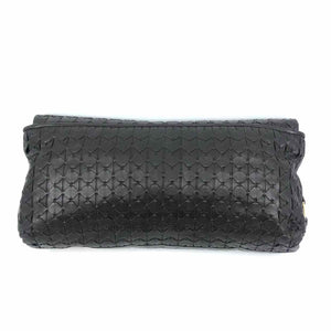 SERAPIAN Woven Clutch - Labels Luxury