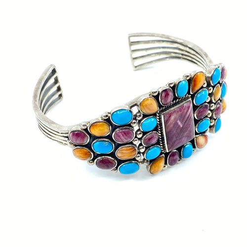 PHILBERT SECATERO Turquoise Bracelet - Labels Luxury
