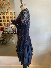 Load image into Gallery viewer, CHRISTIAN DIOR Lace Sequined Gown | M - Labels Luxury