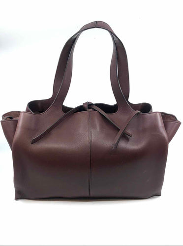 CELINE Tri-Fold Trapeze Tote - Labels Luxury