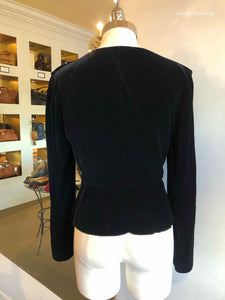 ARMANI Velvet Jacket | 6 - Labels Luxury