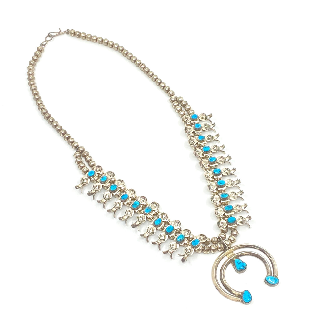 Singer Turquoise Necklace - Labels Luxury