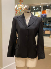 Load image into Gallery viewer, DOLCE & GABBANA Black Blazer | 8 - Labels Luxury