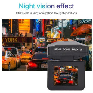 Driving Recorder Radar Mirror Full HD Night Edition Can Be Used At Home