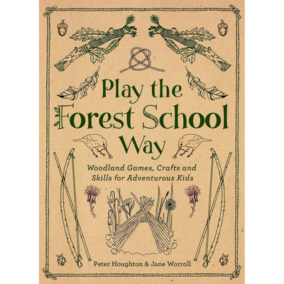 bookspeed Play The Forest School Way