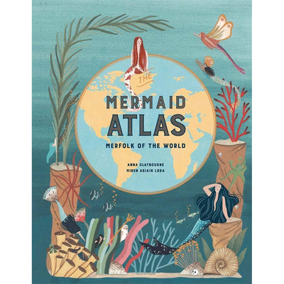 bookspeed Mermaid Atlas