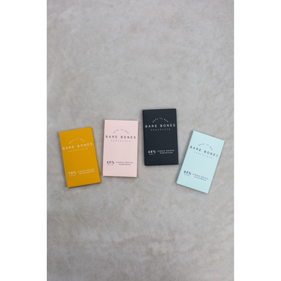 Bare Bones Chocolate - The Mini Bar Collection
