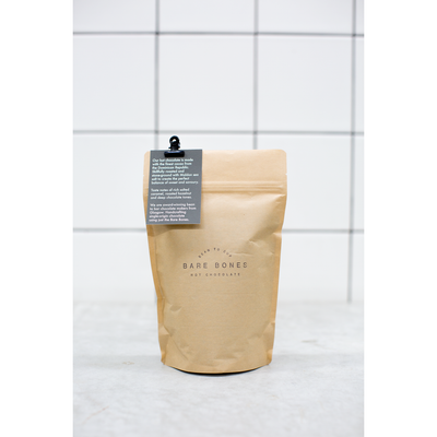 Bare Bones Chocolate -  68% Dominican Salted Hot Chocolate