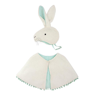 Meri Meri Sherpa Bunny Cape Dress Up
