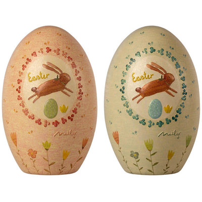 Maileg Easter Egg Metal - Pink