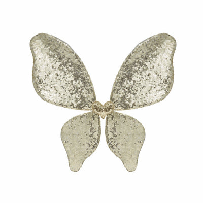 Mimi and Lula Sparkle Sequin Wings - Gold