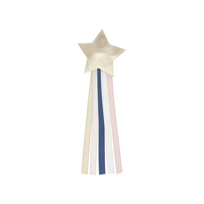 Mimi and Lula Ribbon Shooting Star Clip