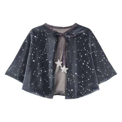 Mimi and Lula Velvet Wizard Cape