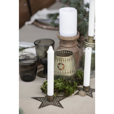 Star Candle Holder Large