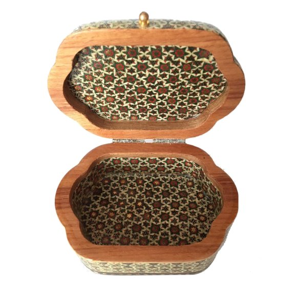 Marquetry Hand made Box. Exquisite jewelry box. Hand made unique decorative and functional item.