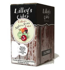 Lilleys Apples and Pears Cider