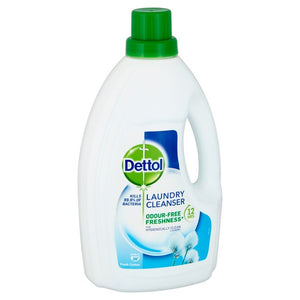 Dettol Laundry Cleanser Fresh Cotton - 2.5L
