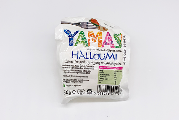3 Packs Of Halloumi Cheese