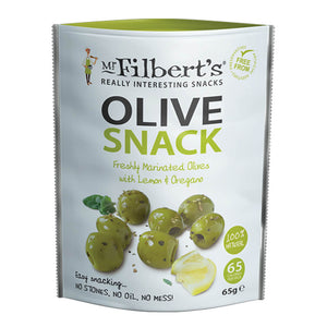 Lemon & Oregano Olives 4 Pack