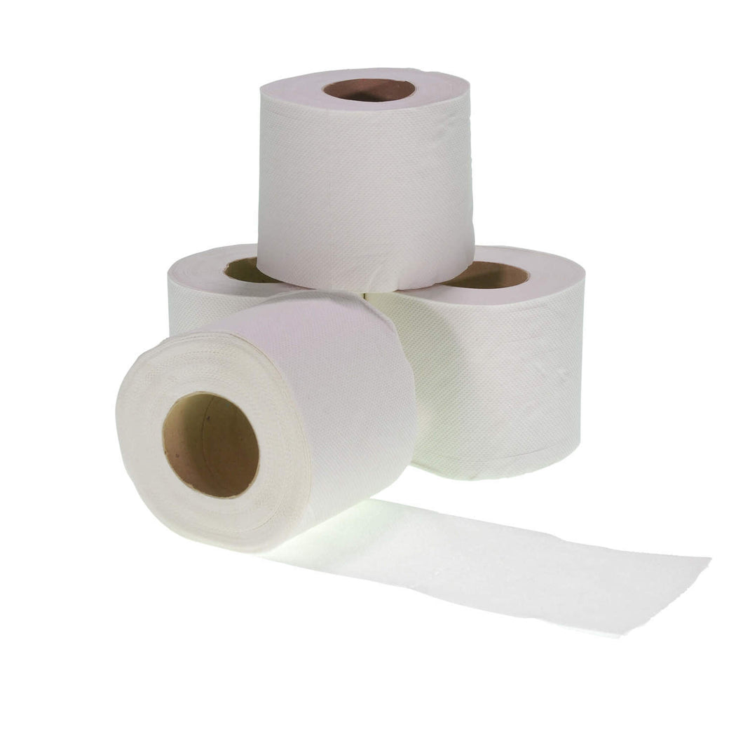 Premier Luxury 2Ply Toilet Roll - 4 pack