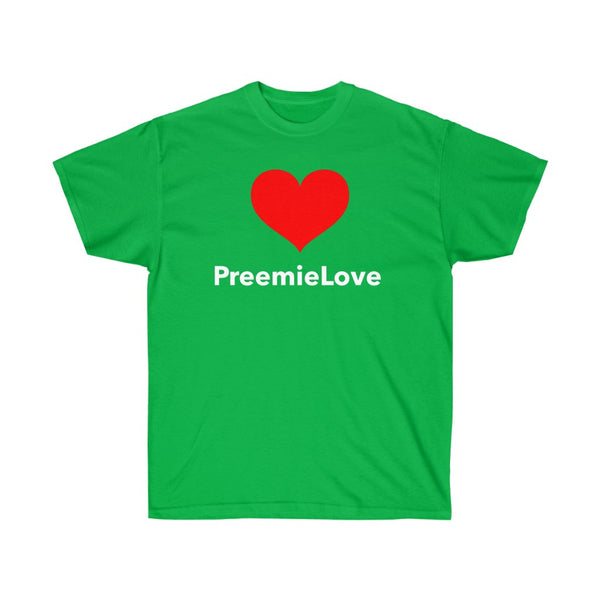 PreemieLove Unisex Ultra Cotton Tee
