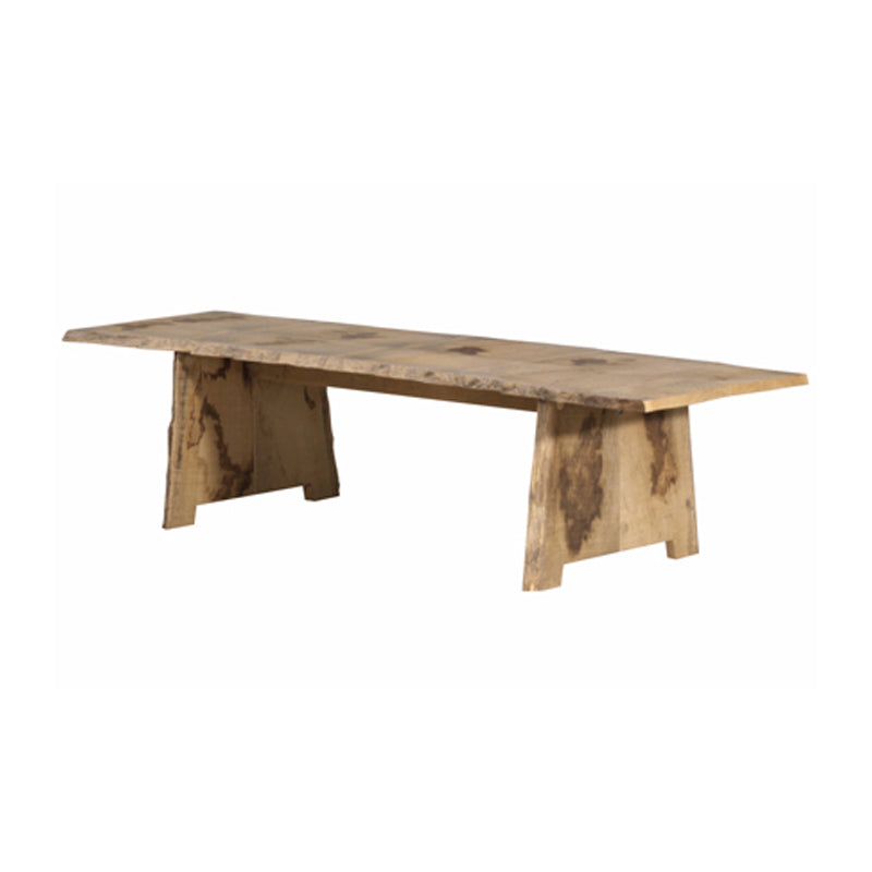 tree trunk child's table