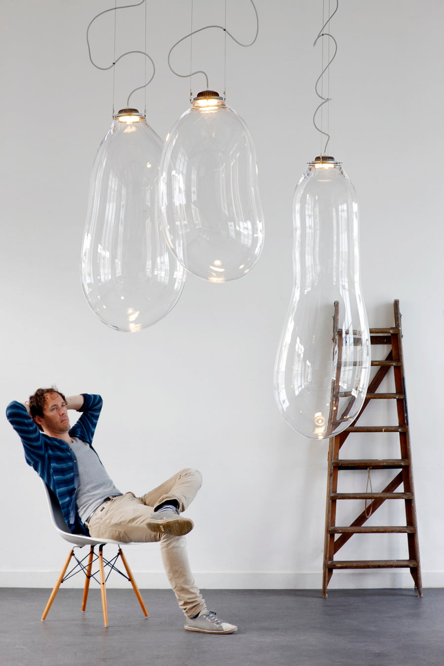 the big bubble | pendant lamp
