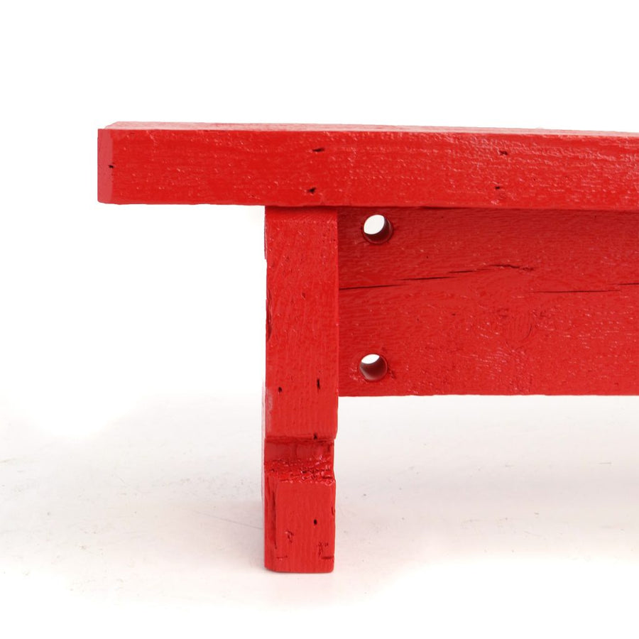 one beam | bench