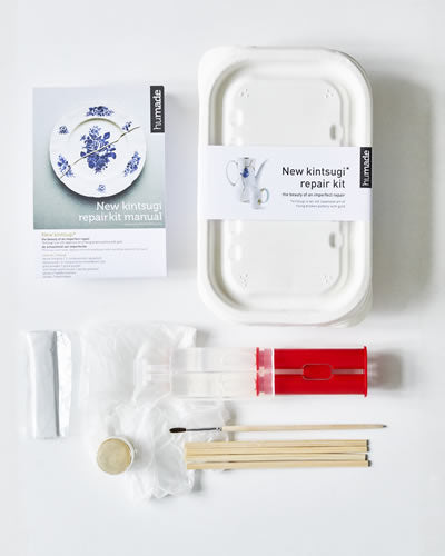 New kintsugi repair kit  | Frozen Fountain