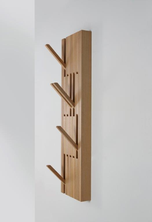 piano coat rack small