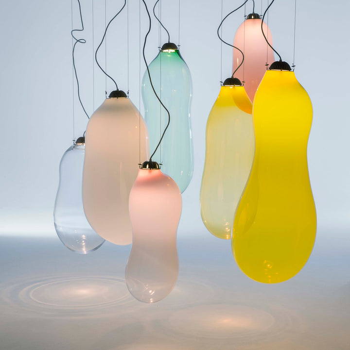 the big bubble color | pendant lamp