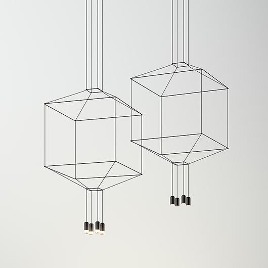 Wireflow pendant series